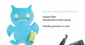 Marketing Fictions: Introduction to the Course