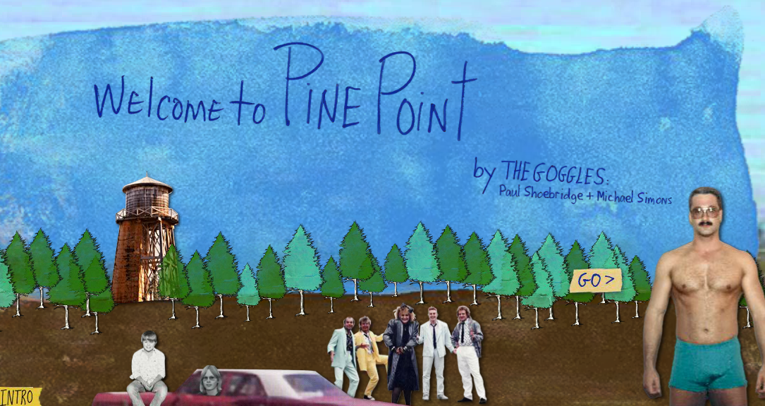 Pine Point Home Screen