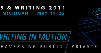 logo for 2011 Computers and Writing conference