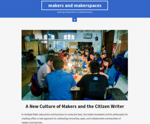 Makers and Maker Spaces