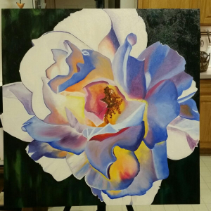 Maker Project Oil Painting