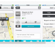 A screenshot of the WheelMate mobile application, showing user customization options