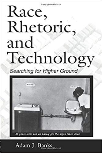 Rhetoric and technology book cover