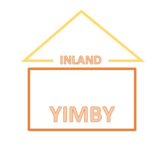 InlandYIMBY's logo.