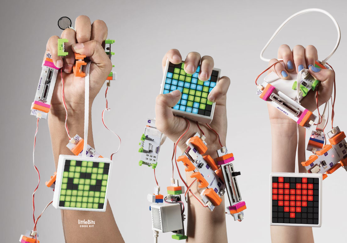 Photo of LittleBits Project Ideas from robotlab.com