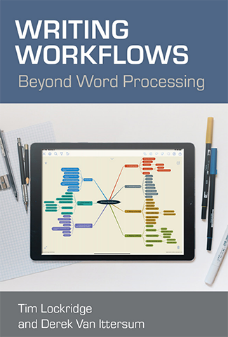 Woriting Workflows book cover